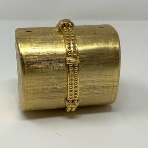 Rodo gold clutch/wristlet